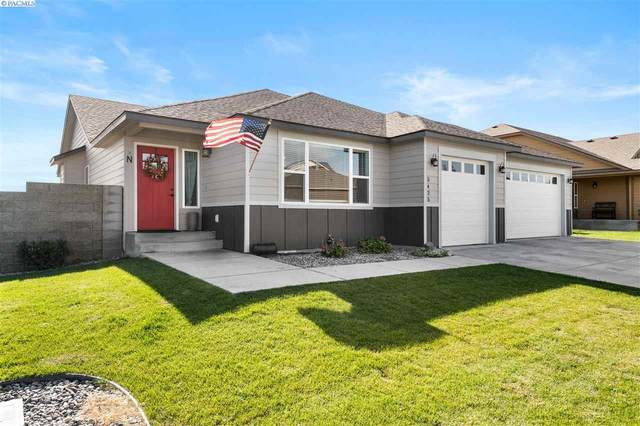 5425 W 32nd Avenue, Kennewick, WA 99338 (MLS #249472) :: Dallas Green Team