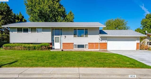 1414 Arbor St., Richland, WA 99352 (MLS #249478) :: Matson Real Estate Co.