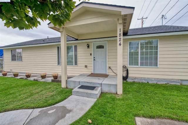 1824 N 12th Ave, Pasco, WA 99301 (MLS #249515) :: Matson Real Estate Co.
