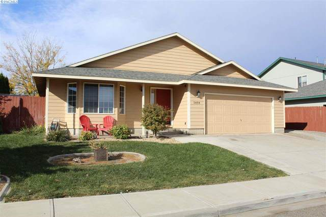5404 Hornby Ln., Pasco, WA 99301 (MLS #249526) :: Tri-Cities Life