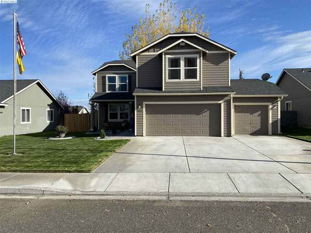 5903 Robert Wayne Dr., Pasco, WA 99301 (MLS #249551) :: Tri-Cities Life