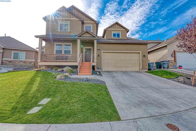 345 Temple Meadow Lane, Richland, WA 99352 (MLS #249562) :: Premier Solutions Realty