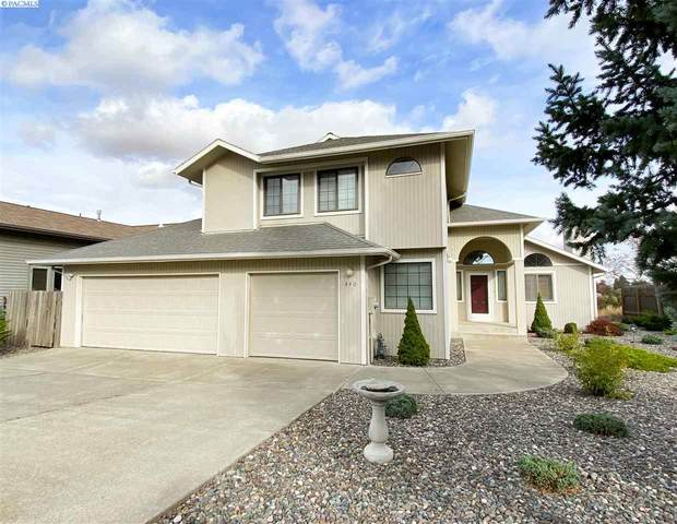 440 SW City View, Pullman, WA 99163 (MLS #249579) :: Dallas Green Team