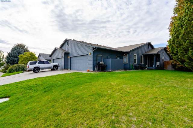 4614 Peyote Dr, Pasco, WA 99301 (MLS #249583) :: The Phipps Team