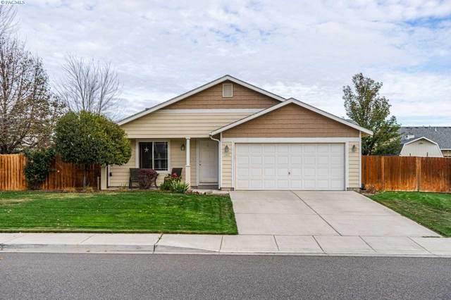 5605 Springfield Dr., Pasco, WA 99301 (MLS #249586) :: The Phipps Team