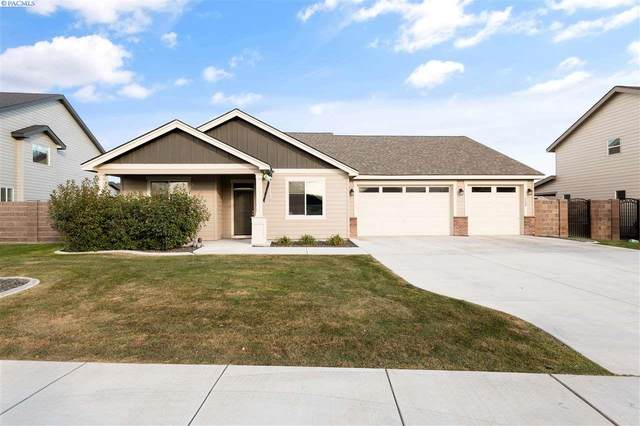 5209 Tigue Ct, Pasco, WA 99301 (MLS #249588) :: The Phipps Team