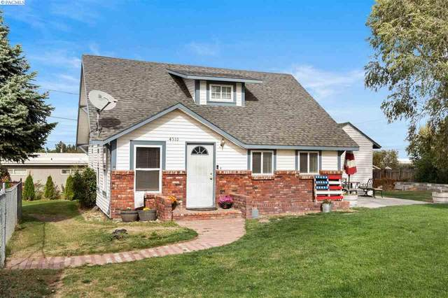 4510 W Payette Avenue, Kennewick, WA 99336 (MLS #249590) :: The Phipps Team