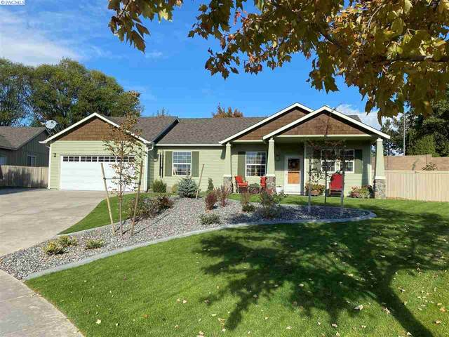 5812 W 11th Avenue, Kennewick, WA 99337 (MLS #249592) :: The Phipps Team