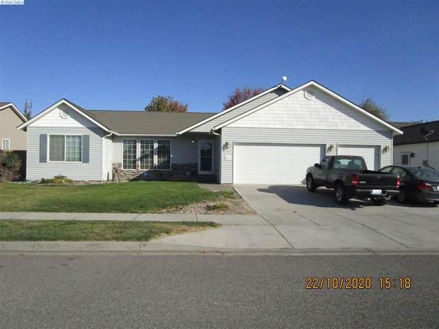 5307 Paddington, Pasco, WA 99301 (MLS #249599) :: Matson Real Estate Co.