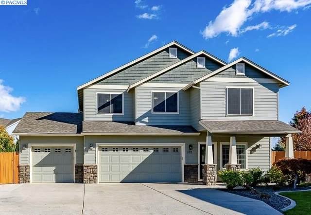 572 Satus St, Richland, WA 99352 (MLS #249609) :: Cramer Real Estate Group