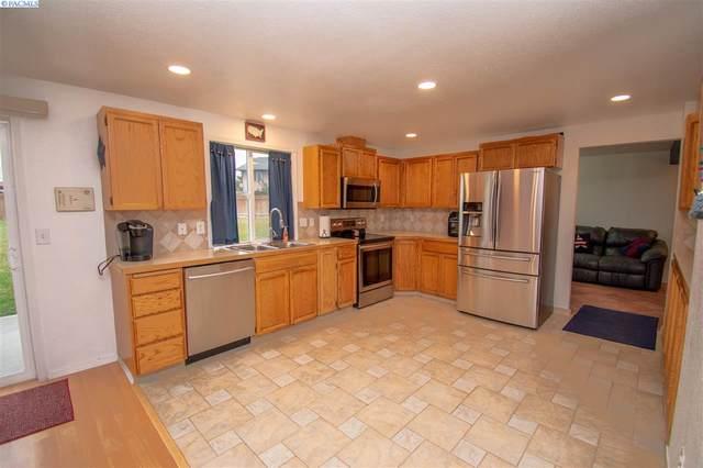 5119 Brooklyn Ln, Pasco, WA 99301 (MLS #249615) :: Matson Real Estate Co.