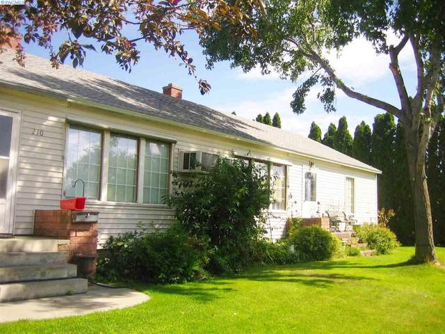 208 Casey Ave., Richland, WA 99352 (MLS #249618) :: Tri-Cities Life