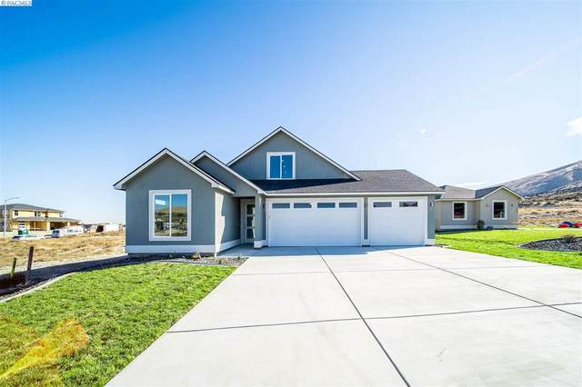 1058 Klikitat, Richland, WA 99352 (MLS #249653) :: Dallas Green Team