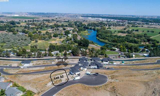 Lot 6 Bing St, West Richland, WA 99353 (MLS #249658) :: The Phipps Team