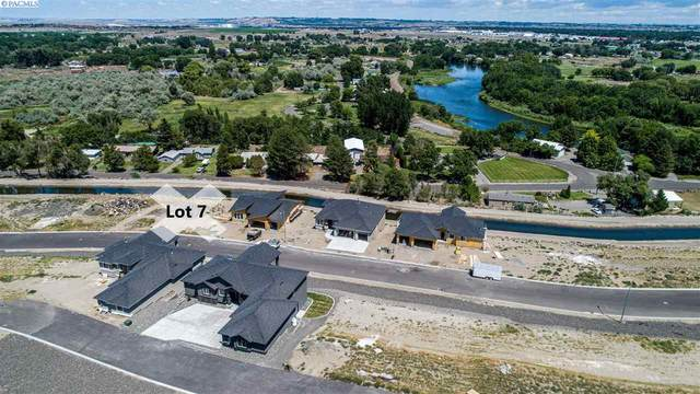 Lot 7 Bing St, West Richland, WA 99353 (MLS #249659) :: Columbia Basin Home Group