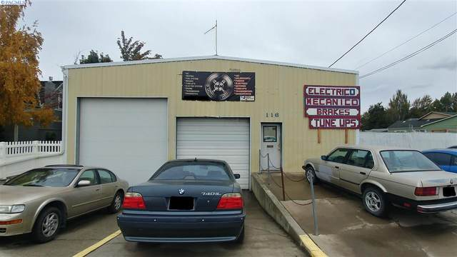 116 S 9th Street, Sunnyside, WA 98944 (MLS #249869) :: The Phipps Team