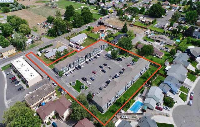 2110 & 2112 S Rainier St, Kennewick, WA 99336 (MLS #250035) :: Community Real Estate Group