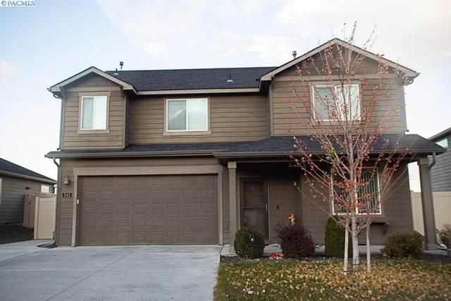 542 Jordan Lane, Richland, WA 99352 (MLS #250044) :: Matson Real Estate Co.