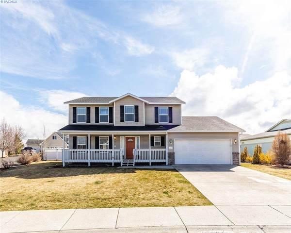 2310 NW Robert St, Pullman, WA 99163 (MLS #250060) :: Matson Real Estate Co.