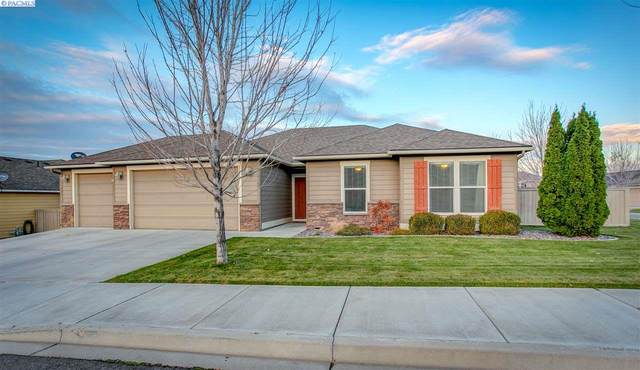 1815 S Jefferson Place, Kennewick, WA 99338 (MLS #250078) :: The Phipps Team