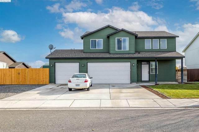 5303 Jackson Lane, Pasco, WA 99301 (MLS #250120) :: Premier Solutions Realty