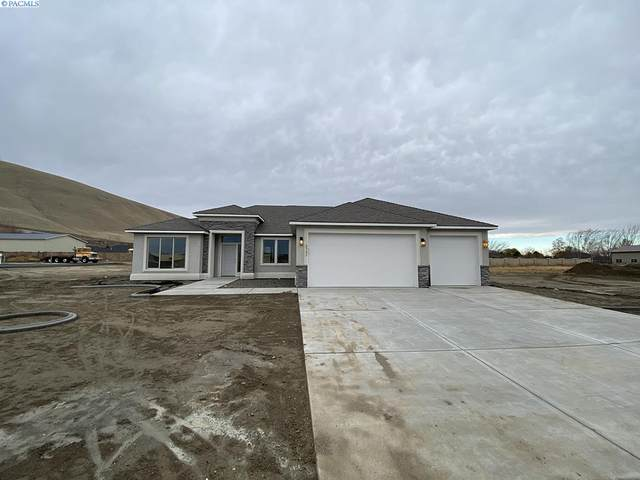3721 Curtis Dr, West Richland, WA 99353 (MLS #250121) :: Community Real Estate Group