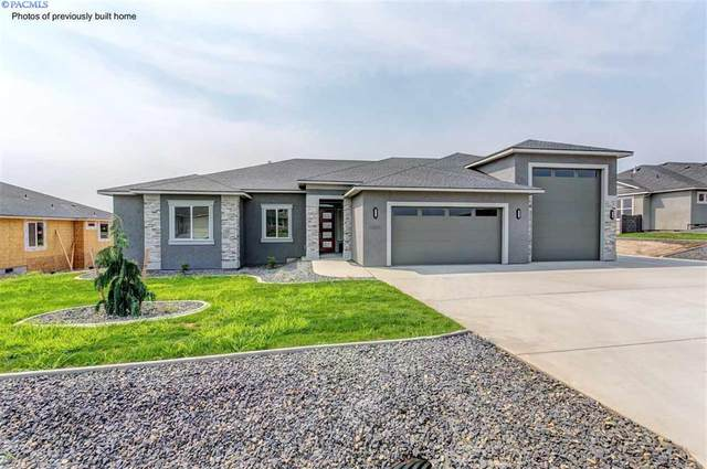 12519 Steeplechase Dr, Kennewick, WA 99338 (MLS #250134) :: The Phipps Team
