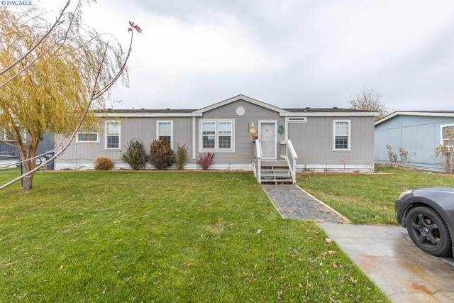 6604 James St, West Richland, WA 99353 (MLS #250147) :: The Phipps Team