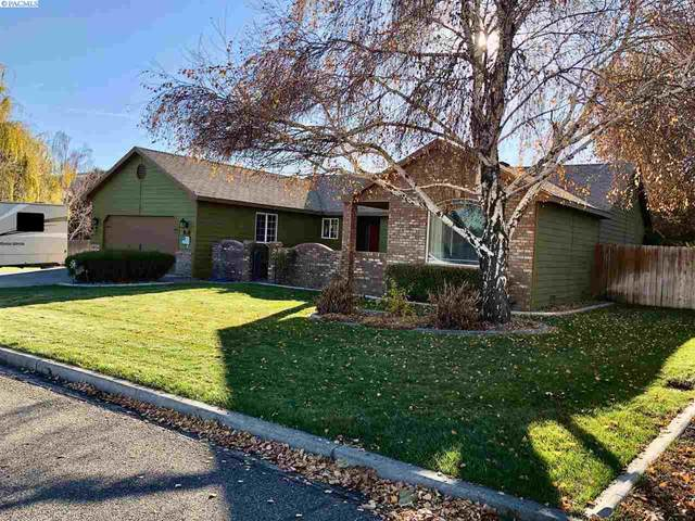 3817 S Buntin Loop, Kennewick, WA 99337 (MLS #250227) :: Story Real Estate