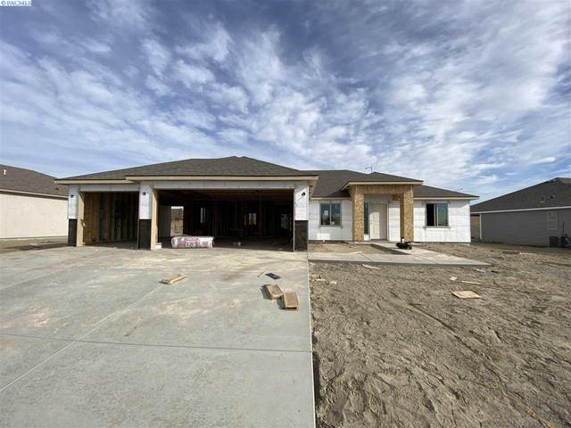 7409 Courtney Dr, Pasco, WA 99301 (MLS #250235) :: Matson Real Estate Co.