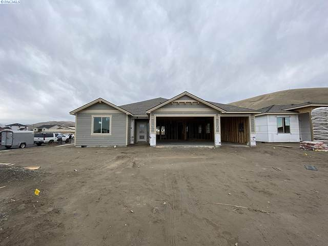 3795 Curtis Dr, West Richland, WA 99353 (MLS #250243) :: Community Real Estate Group