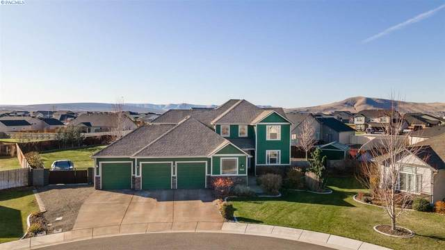 6267 Basalt Ct, West Richland, WA 99353 (MLS #250250) :: Community Real Estate Group