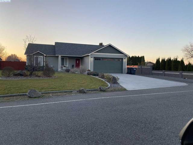 1320 N Road 42, Pasco, WA 99301 (MLS #250305) :: Community Real Estate Group