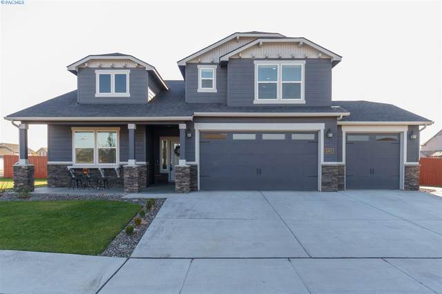 6303 Marble St, West Richland, WA 99353 (MLS #250315) :: Beasley Realty