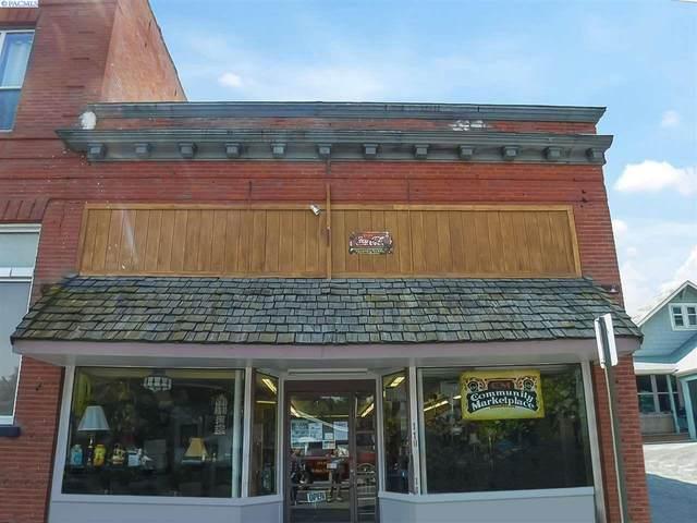 118 S Montgomery, Uniontown, WA 99179 (MLS #250331) :: Beasley Realty