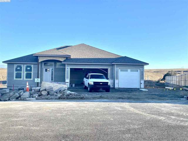 1733 S Currant St, Kennewick, WA 99338 (MLS #250334) :: Beasley Realty