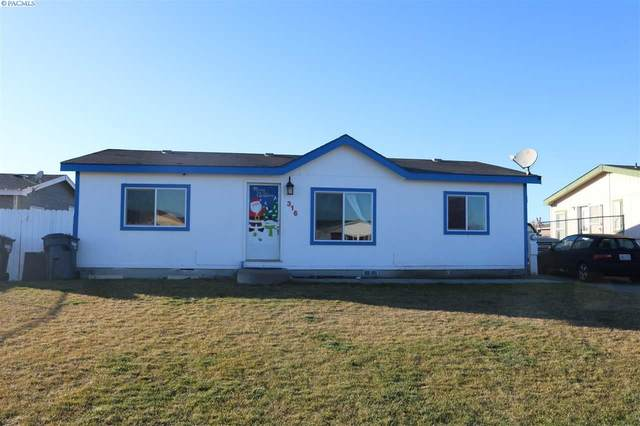 316 N Elm Ave., Pasco, WA 99301 (MLS #250353) :: Columbia Basin Home Group