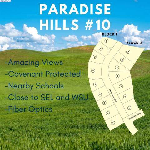 2025 NW Canyon View Drive, Pullman, WA 99163 (MLS #250657) :: Tri-Cities Life