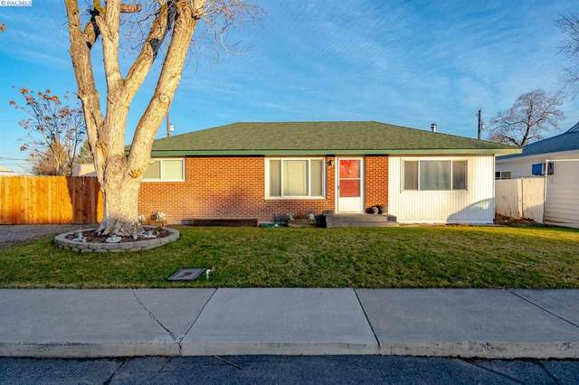 22 N Irby, Kennewick, WA 99336 (MLS #250932) :: Community Real Estate Group