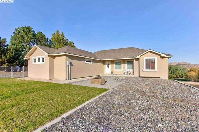 1310 9th Street, Benton City, WA 99320 (MLS #250942) :: Tri-Cities Life
