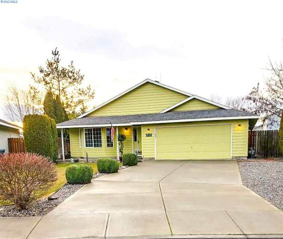 5308 Hornby Ln, Pasco, WA 99301 (MLS #250968) :: Dallas Green Team
