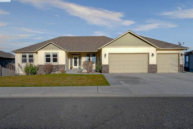 1516 W 51st Ave., Kennewick, WA 99337 (MLS #250969) :: Community Real Estate Group