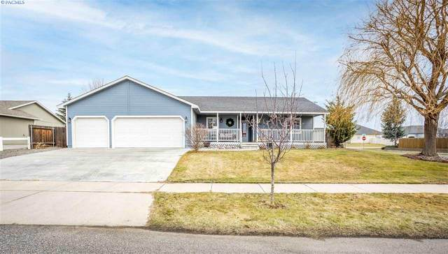 4603 N 44th Place, Pasco, WA 99301 (MLS #250977) :: The Phipps Team