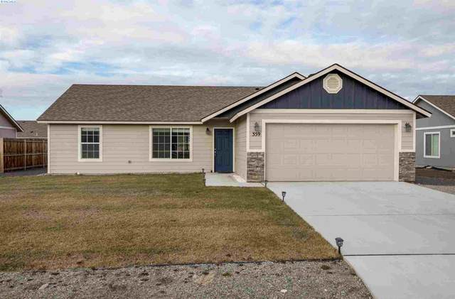 359 E 16th Ave, Kennewick, WA 99337 (MLS #250991) :: Tri-Cities Life