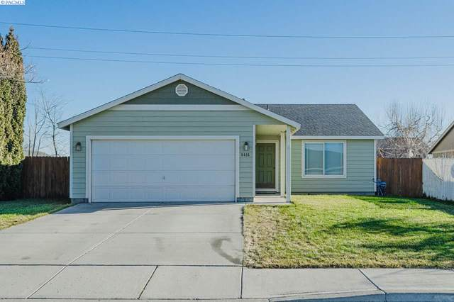 4415 Clydesdale Ln, Pasco, WA 99301 (MLS #251012) :: Matson Real Estate Co.