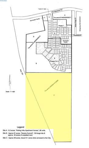 TBD Wawawai Road, Site C, Pullman, WA 99163 (MLS #251018) :: Matson Real Estate Co.