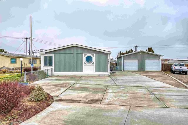 2130 S Ledbetter, Kennewick, WA 99337 (MLS #251039) :: Matson Real Estate Co.