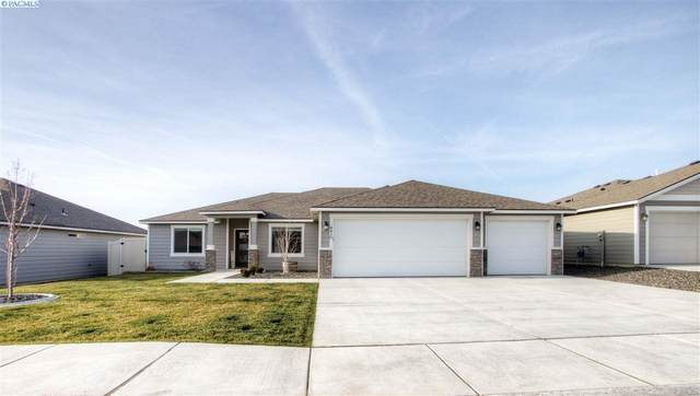 4410 Goldstream Ln, Pasco, WA 99301 (MLS #251058) :: Dallas Green Team