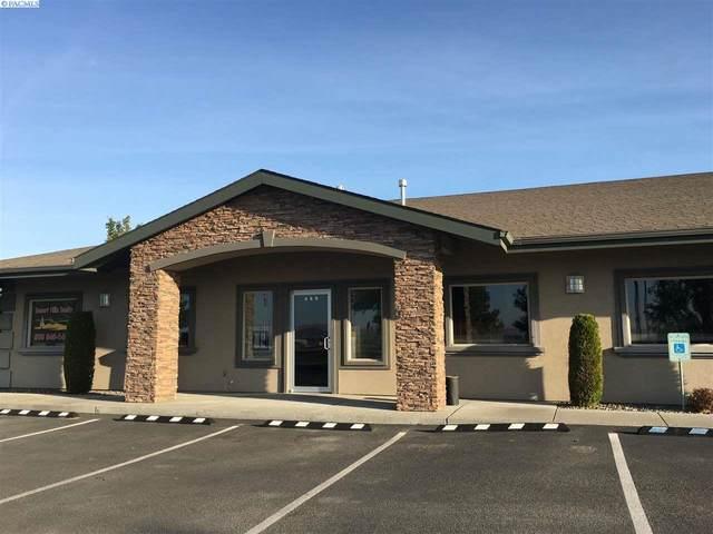 6119 Burden Blvd., Suite A, Pasco, WA 99301 (MLS #251089) :: Dallas Green Team