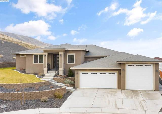 5206 S Palouse Court, Kennewick, WA 99337 (MLS #251112) :: Beasley Realty